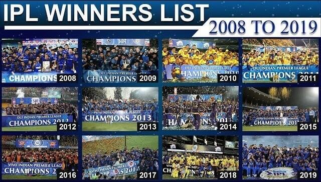 ipl-winners-list