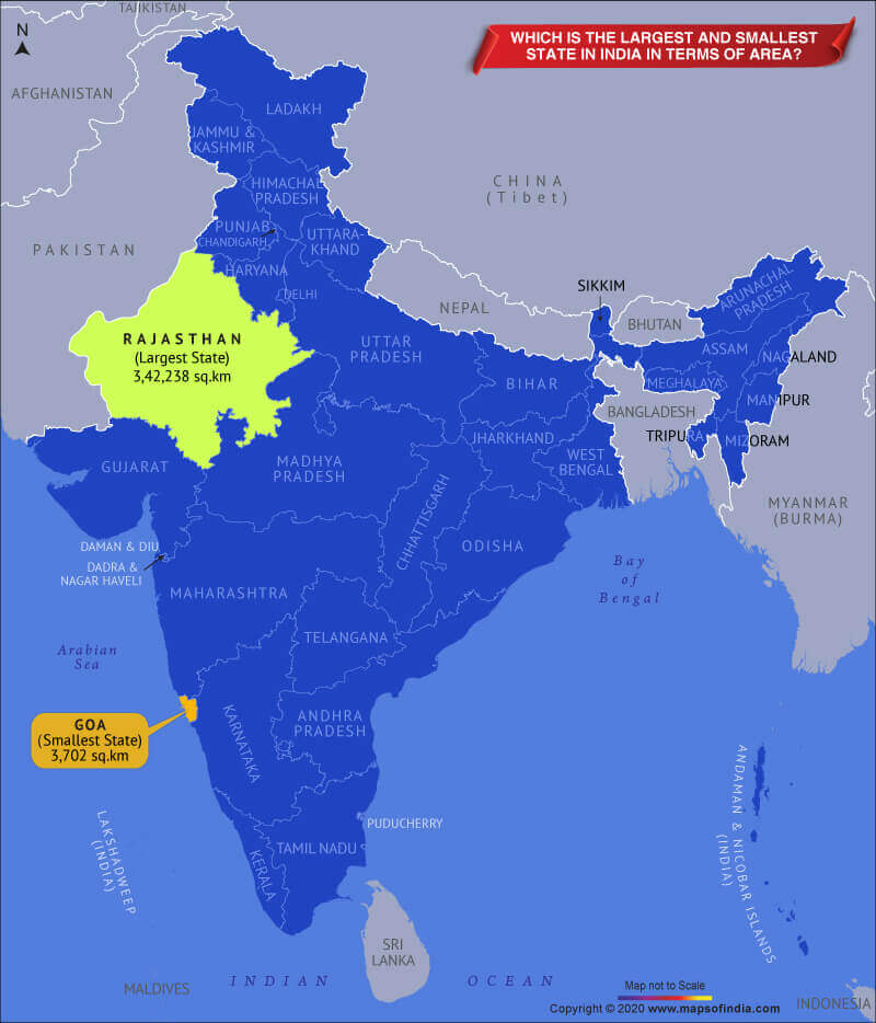 largest-state-of-india