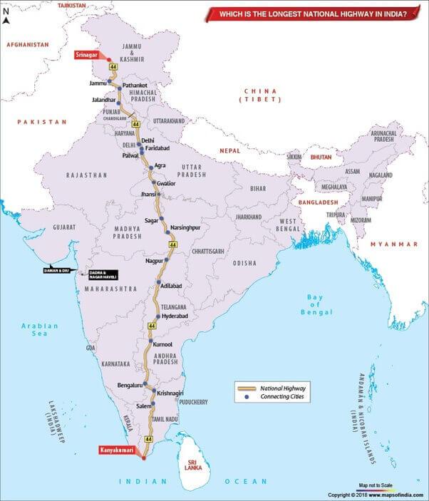 National Highways in India | भारतातील राष्ट्रीय महामार्ग_60.1